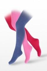 Ciorapi netezi din bumbac Wola Teens