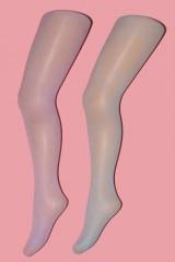 Ciorapi din tesatura jacquard Anna 3018