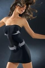 Rochie modelatoare Control Body Gold Tubino 810054