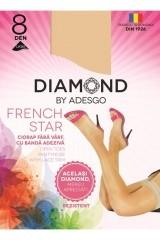 Dres dama Star French 8 DEN