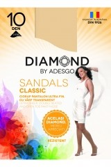 Dres Sandals Classic 10 DEN