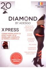 Ciorap modelator X-Press 20 DEN