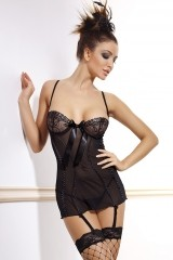 Babydoll incitant LILY