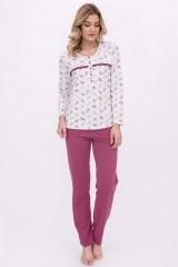 Pijama de dama Cana 388