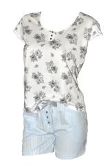 Pijama de dama Cana 4820 S-XL