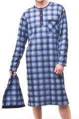 Camasa de noapte pentru barbati 110 (maneca lunga)