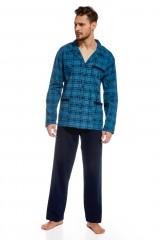 Pijama barbati 114/26 Rozpinana