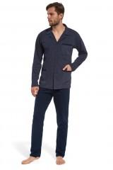 Pijama barbati 114/29 Rozpinana