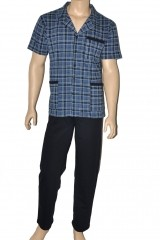 Pijama barbati 318/22 Rozpinana
