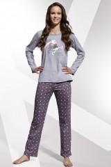 Pijama adolescenti 552/17 Walking dl/r