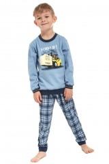 Pijama copii Kids Boy 593/56 Forklift 2