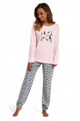 Pijama de dama 627/132 It s Snowing
