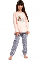 Pijama copii Young Girl 781/84 Be my Star