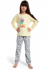 Pijama copii Young Girl 973/83 Time to rest