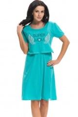Rochie de noapte pentru gravide si alaptare TCB.9226