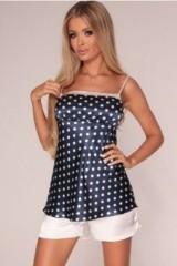 Pijama de dama Charlotte 587