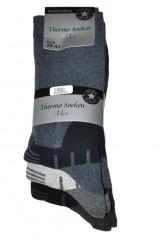 Sosete barbati WiK Woll-Socken 7023 (2 perechi)