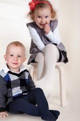 Ciorapi copii Aleksandra Misiaki 120 den
