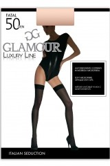 Ciorapi 3/4 Glamour Fatal 50 den