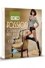 Sosete inalte Egeo Passion Soft Comfort 60 den