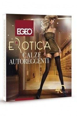 Poze Ciorapi 3/4 Egeo Erotica Microfibra 40 den