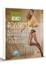 Sosete inalte Egeo Passion Microfibra Soft Comfort 40 den