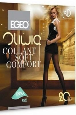 Poze Ciorapi Egeo Oliwia Soft Comfort 20 den