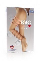 Ciorapi Egeo Medica+ 40 den 5-XL