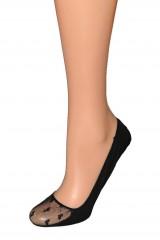 Talpici dama dantela Risocks Lace Ballerina Art.5691689