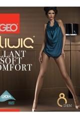 Ciorapi Egeo Oliwia Soft Comfort 8 den