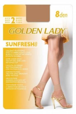 Poze Sosete Golden Lady Sunfresh 8 den -2 perechi