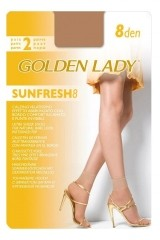 Sosete Golden Lady Sunfresh 8 den -2 perechi