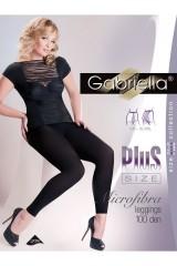 Colanti Gabriella Plus Size Microfibra 100 den