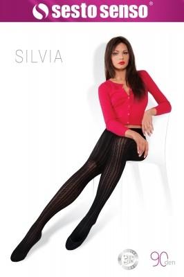 Poze Ciorapi Sesto Senso Silvia 3D 90 den