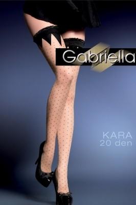 Poze Ciorapi 3/4 Gabriella Kara 20 den