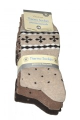 Sosete Wik Thermo Woman art.5301 -3 perechi