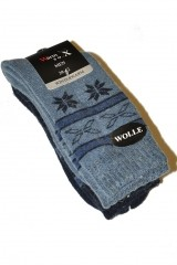 Sosete Wik Warm Sox Men art.21450 -2 perechi