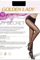 Ciorapi Golden Lady My Secret 40 den