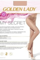 Ciorapi Golden Lady My Secret 20 den