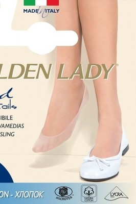 Poze Talpici Golden Lady 6P Cotton