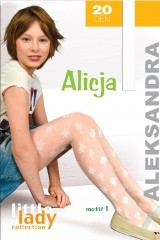 Ciorapi Aleksandra Alicja 20 den