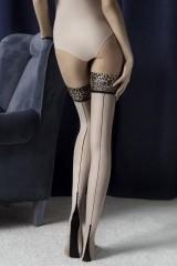 Ciorapi 3/4 Fiore Storia Lust A 4004 20 den