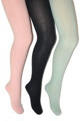 Ciorapi bebelusi Wola W 18.2 GG model cu dungi 0-2 ani