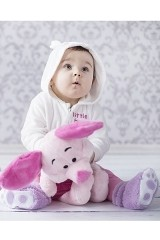 Botosi de casa plusati YO! Girl OB 001 0-12 luni