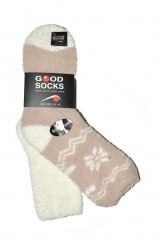 Sosete dama Wik Good Socks art.37589 (2 perechi)