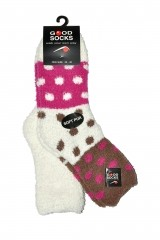Sosete dama Wik Good Socks art.37597 (2 perechi)