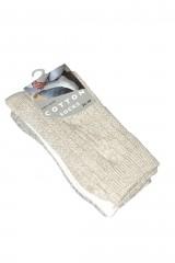 Sosete dama WiK Cotton 37907 (3 perechi)