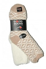 Sosete dama Wik Good Socks art.37666 (2 perechi)