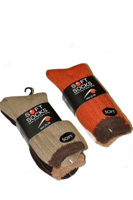 Poze Sosete dama WiK Soft Socks 38910 (2 perechi)