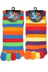 Sosete universale cu degete WiK 5 Toe Socks 48005
